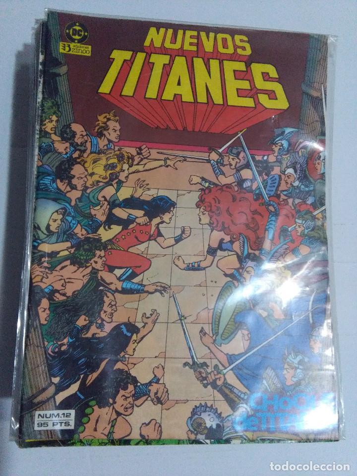 Cómics: COLECCION COMPLETA LOS NUEVOS TITANES VOLUMEN 1 DE 1984 50+1 ESP(FALTAN LOS NUMEROS 19-21-22-25) - Foto 15 - 221708342