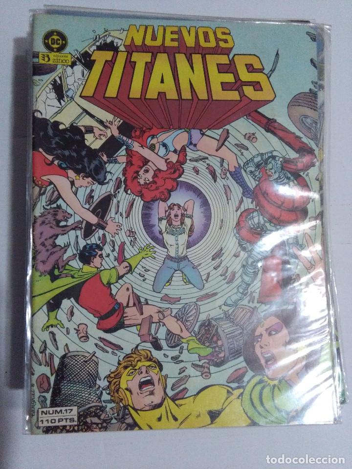 Cómics: COLECCION COMPLETA LOS NUEVOS TITANES VOLUMEN 1 DE 1984 50+1 ESP(FALTAN LOS NUMEROS 19-21-22-25) - Foto 20 - 221708342