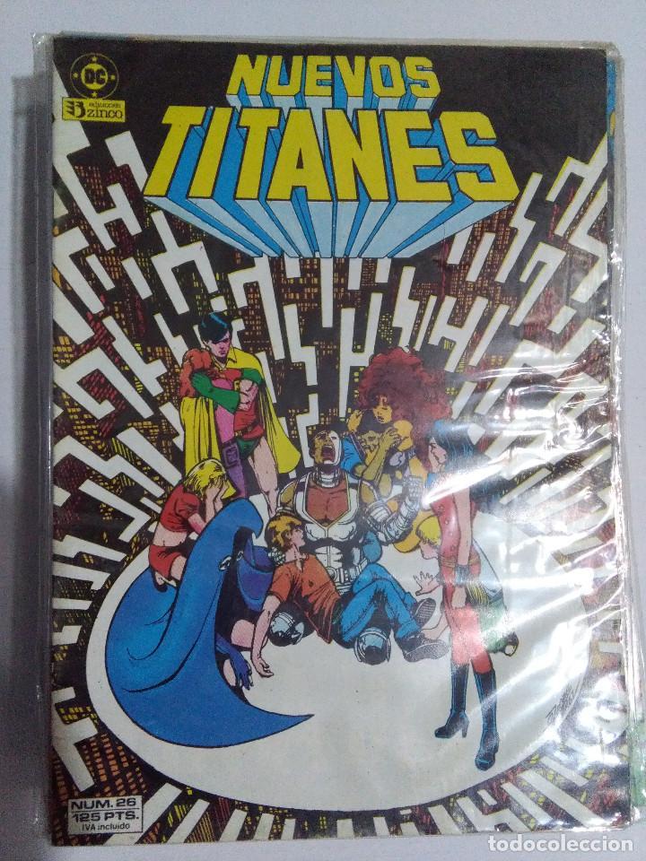 Cómics: COLECCION COMPLETA LOS NUEVOS TITANES VOLUMEN 1 DE 1984 50+1 ESP(FALTAN LOS NUMEROS 19-21-22-25) - Foto 25 - 221708342