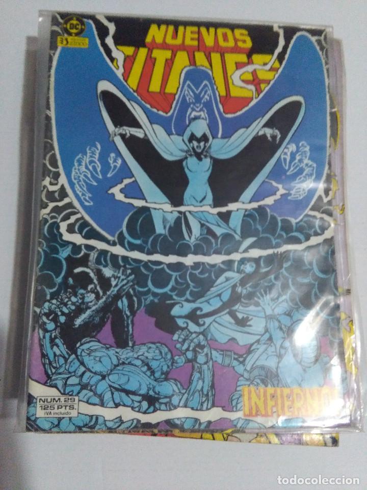 Cómics: COLECCION COMPLETA LOS NUEVOS TITANES VOLUMEN 1 DE 1984 50+1 ESP(FALTAN LOS NUMEROS 19-21-22-25) - Foto 28 - 221708342