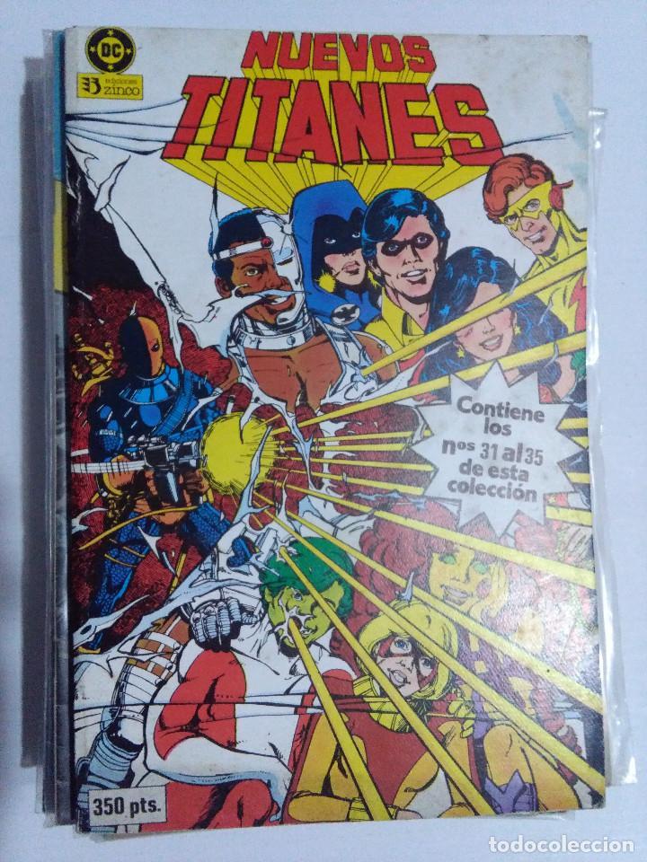 Cómics: COLECCION COMPLETA LOS NUEVOS TITANES VOLUMEN 1 DE 1984 50+1 ESP(FALTAN LOS NUMEROS 19-21-22-25) - Foto 30 - 221708342