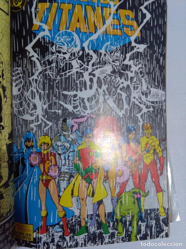 Cómics: COLECCION COMPLETA LOS NUEVOS TITANES VOLUMEN 1 DE 1984 50+1 ESP(FALTAN LOS NUMEROS 19-21-22-25) - Foto 32 - 221708342