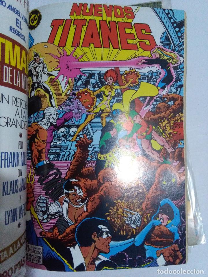 Cómics: COLECCION COMPLETA LOS NUEVOS TITANES VOLUMEN 1 DE 1984 50+1 ESP(FALTAN LOS NUMEROS 19-21-22-25) - Foto 33 - 221708342