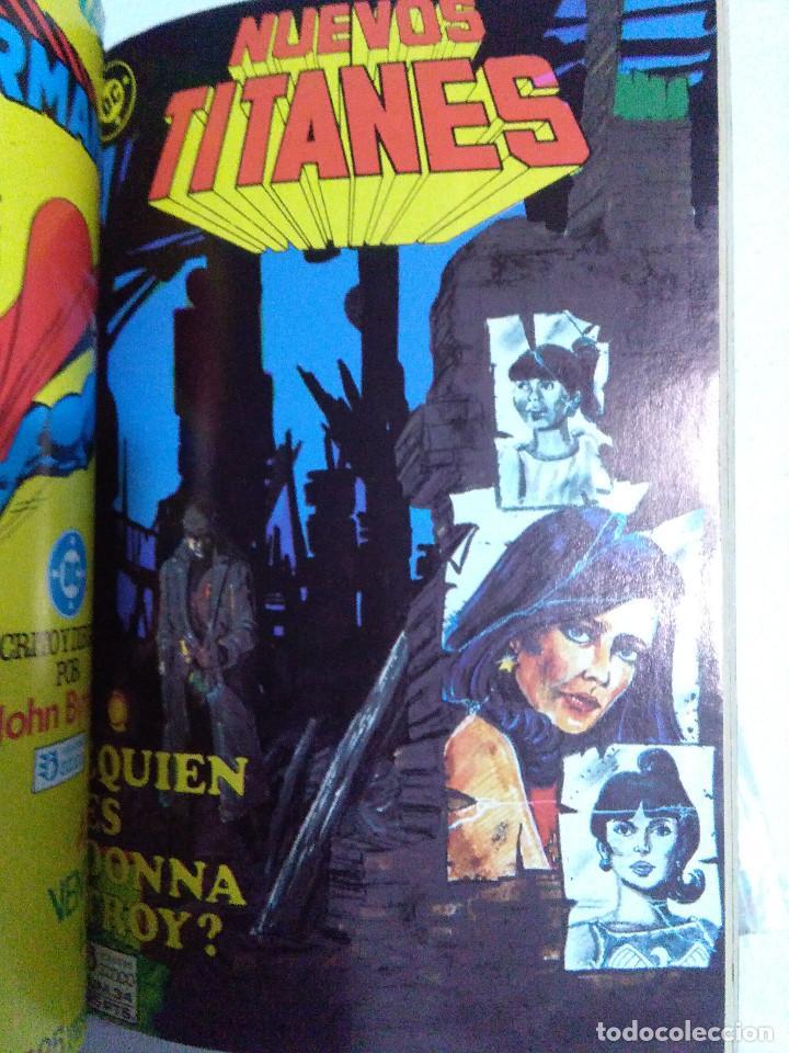 Cómics: COLECCION COMPLETA LOS NUEVOS TITANES VOLUMEN 1 DE 1984 50+1 ESP(FALTAN LOS NUMEROS 19-21-22-25) - Foto 34 - 221708342