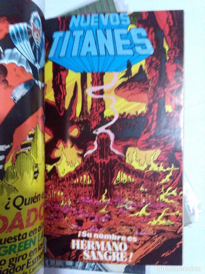Cómics: COLECCION COMPLETA LOS NUEVOS TITANES VOLUMEN 1 DE 1984 50+1 ESP(FALTAN LOS NUMEROS 19-21-22-25) - Foto 35 - 221708342
