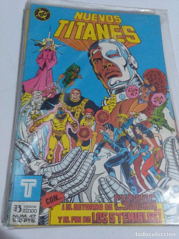 Cómics: COLECCION COMPLETA LOS NUEVOS TITANES VOLUMEN 1 DE 1984 50+1 ESP(FALTAN LOS NUMEROS 19-21-22-25) - Foto 47 - 221708342