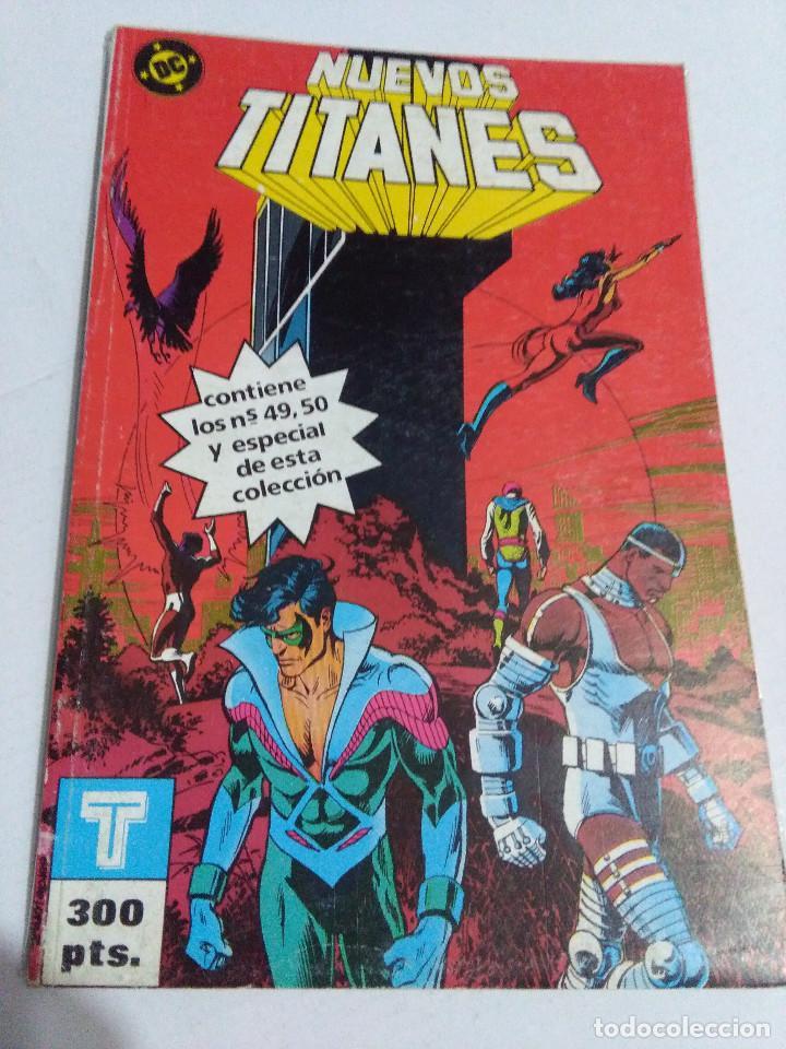 Cómics: COLECCION COMPLETA LOS NUEVOS TITANES VOLUMEN 1 DE 1984 50+1 ESP(FALTAN LOS NUMEROS 19-21-22-25) - Foto 49 - 221708342