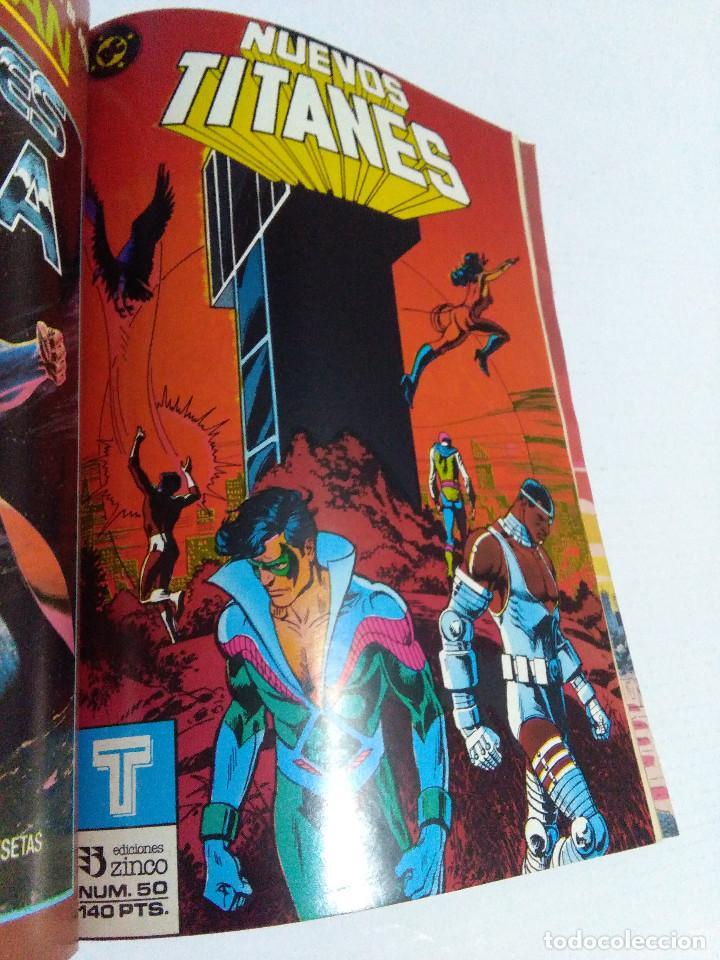 Cómics: COLECCION COMPLETA LOS NUEVOS TITANES VOLUMEN 1 DE 1984 50+1 ESP(FALTAN LOS NUMEROS 19-21-22-25) - Foto 51 - 221708342