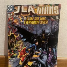 Cómics: JLA VS. TITANS IF ONE SIDE WINS... EVERYBODY LOSES! NO. 2. Lote 221729983