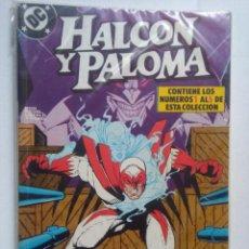 Cómics: HALCÓN Y PALOMA COMPLETA EN UN RETAPADO. Lote 221747608