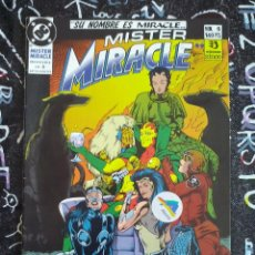 Comics : ZINCO - MISTER MIRACLE NUM.6. Lote 221751098