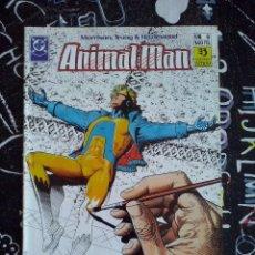 Cómics: ZINCO - ANIMAL MAN NUM. 6. Lote 221751685