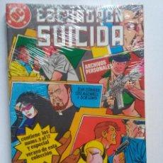 Cómics: ESCUADRON SUICIDA 9-10-11-12+ ESPECIAL VERANO EN UN TOMO -NUEVO PRECINTADO. Lote 221763105