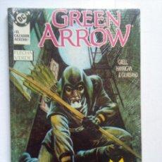 Cómics: GREEN ARROW 1-2-3-4 EN UN TOMO -NUEVO PRECINTADO. Lote 221763537
