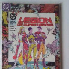 Cómics: LEGION DE SUPERHEROES 24-25-26-27-28. Lote 221774705