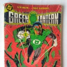 Cómics: GREEN LANTERN 16-17-18-19-20. Lote 221775071