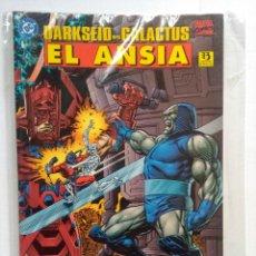 Comics: DARKSEID VS GALACTUS-EL ANSIA. Lote 221784806