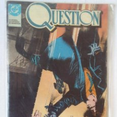 Cómics: QUESTION COMPLETA (1988-1991) 36 NUMEROS (FALTANDO EL 6-17-29). Lote 221795796