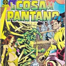 Cómics: LA COSA DEL PANTANO RETAPADO. Lote 221842413