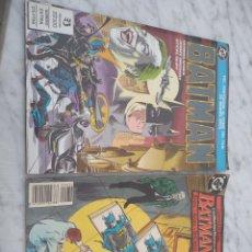 Cómics: LOTE 2 COMIC DE BATMAN EDICION ZINCO. Lote 221879822