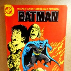 Cómics: BATMAN Nº 28 : BAJADA DE FIEBRE ( ZINCO ). Lote 221892260