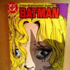 Cómics: BATMAN Nº 29 : ELMORE Y SU DAMA ( ZINCO ). Lote 221892432