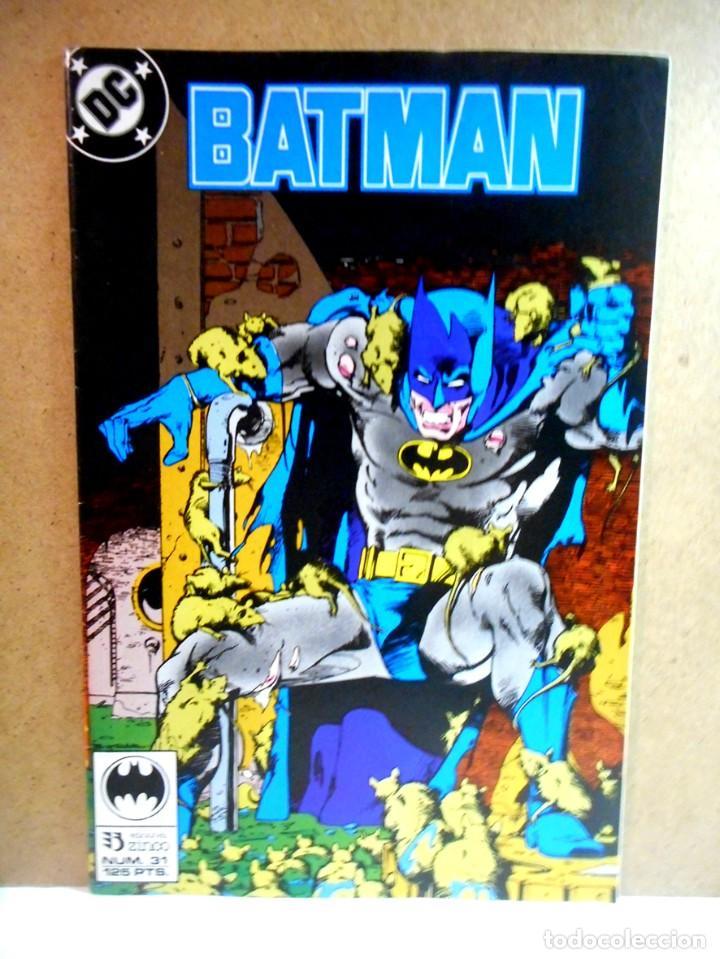 BATMAN Nº 31 : EL SEÑOR DE LAS RATAS ( ZINCO ) (Tebeos y Comics - Zinco - Batman)