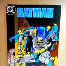 Cómics: BATMAN Nº 31 : EL SEÑOR DE LAS RATAS ( ZINCO ). Lote 221892732