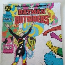 Cómics: COMIC BATMAN OUTSIDERS ES ZINCO N17. Lote 221980901