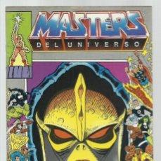 Cómics: MASTERS DEL UNIVERSO 3, 1986, ZINCO, MUY BUEN ESTADO. Lote 221984202