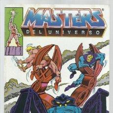 Cómics: MASTERS DEL UNIVERSO 4, 1986, ZINCO, MUY BUEN ESTADO. Lote 221984247