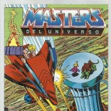 Cómics: MASTERS DEL UNIVERSO 5, 1986, ZINCO, MUY BUEN ESTADO. Lote 221984281