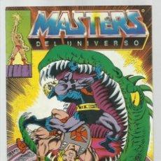 Cómics: MASTERS DEL UNIVERSO 9, 1986, ZINCO, MUY BUEN ESTADO. Lote 221984371