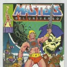 Cómics: MASTERS DEL UNIVERSO 10, FIEL ADAPTACIÓN DEL FILM, 1986, ZINCO, MUY BUEN ESTADO. Lote 221984427