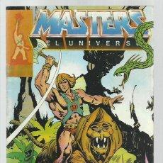 Cómics: MASTERS DEL UNIVERSO 11, 1986, ZINCO, BUEN ESTADO. Lote 221984471