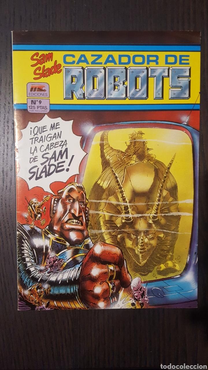 Cómics: Comics - Robo Hunter - ZINCO - 1984 (5 CÓMICS) - Cazador de robots - 1986 (9 números) - MC Ediciones - Foto 15 - 222040162