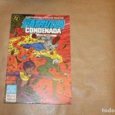 Cómics: LA PATRULLA CONDENADA Nº 6, EDICIONES ZINCO. Lote 222051581