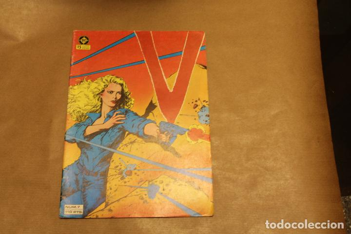 V Nº 7, EDICIONES ZINCO (Tebeos y Comics - Zinco - Otros)
