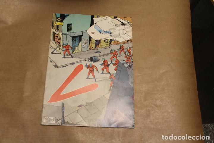 V Nº 11, EDICIONES ZINCO (Tebeos y Comics - Zinco - Otros)
