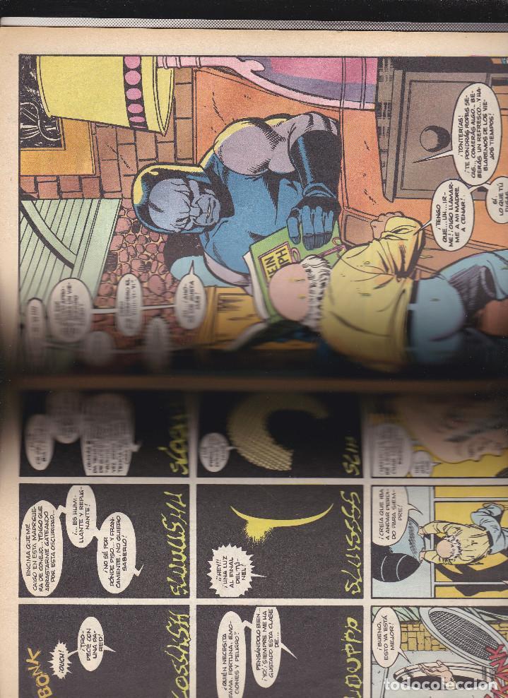 Cómics: LIGA DE LA JUSTICIA INTERNACIONAL - nº 18 de 54 - 1988 - ZINCO S.A - - Foto 3 - 222076272