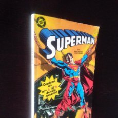 Cómics: SUPERMAN 6-7-8-9-10 ZINCO. Lote 222077418