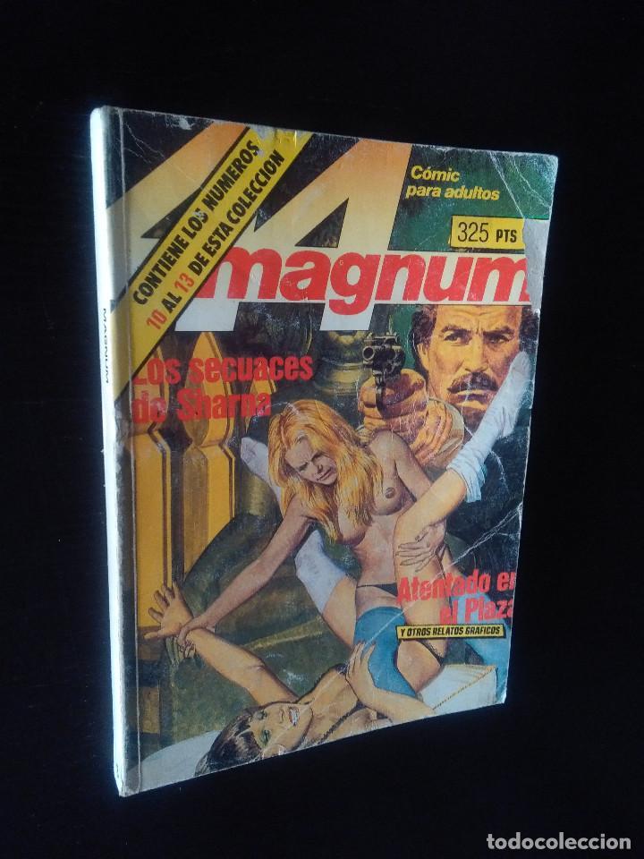MAGNUM 44 NUMEROS 11-12-13 ZINCO (Tebeos y Comics - Zinco - Otros)