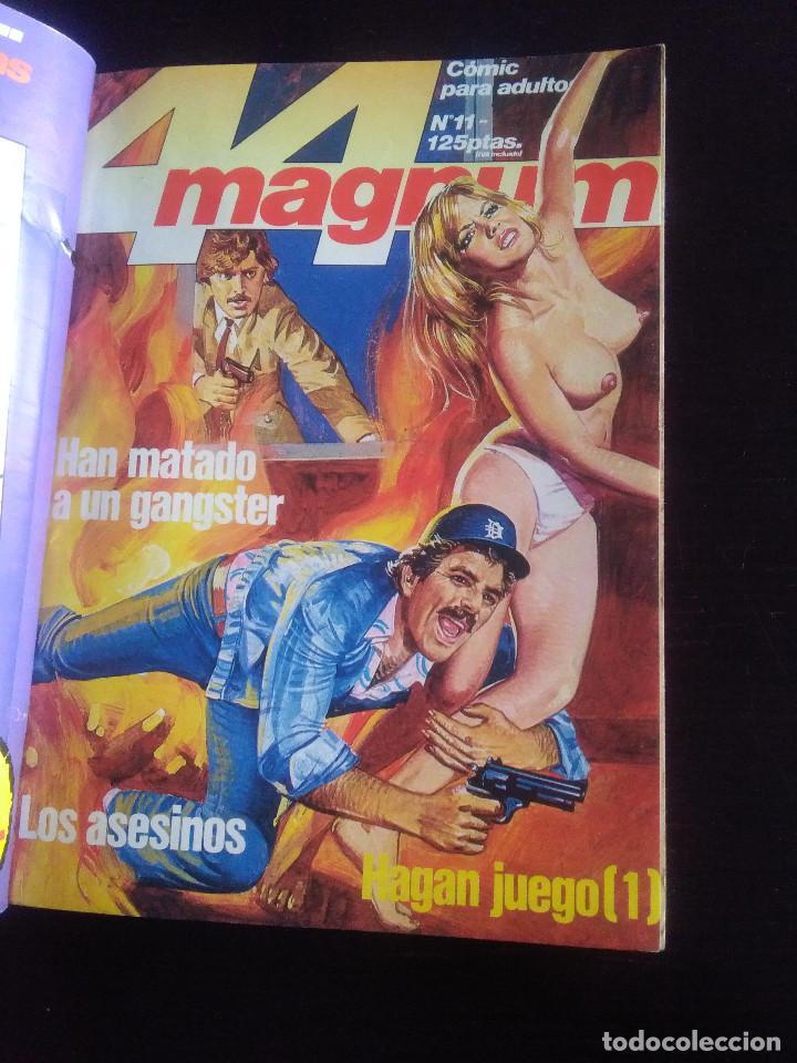 Cómics: MAGNUM 44 NUMEROS 11-12-13 ZINCO - Foto 4 - 222078143