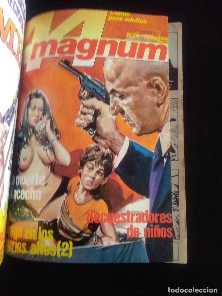 Cómics: MAGNUM 44 NUMEROS 11-12-13 ZINCO - Foto 6 - 222078143