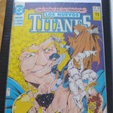 Cómics: DESCATALOGADO ZINCO- NUEVOS TITANES - #34 -1988-MUY BUEN ESTADO. Lote 222116551