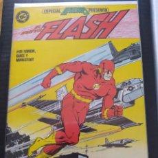 Cómics: DESCATALOGADO ZINCO- FLASH ESPECIAL LEGENDS - #1 -1989-MUY BUEN ESTADO. Lote 222116750