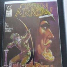Cómics: DESCATALOGADO ZINCO- GREEN ARROW - #1 -1989-MUY BUEN ESTADO. Lote 222117001