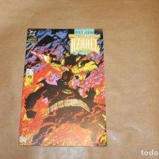 Cómics: BATMAN Nº 4, LA ESPADA DE AZRAEL, EDICIONES ZINCO. Lote 222142917