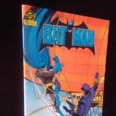 Cómics: BATMAN NUMERO 8 PRIMERA EDICIÓN ZINCO. Lote 222164251