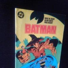 Cómics: BATMAN NUMERO 9 ZINCO - 1987. Lote 222165103